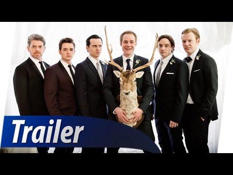 THE BACHELOR WEEKEND Trailer Deutsch German