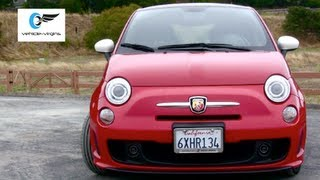 2013 Fiat 500 Abarth Test Drive And Review