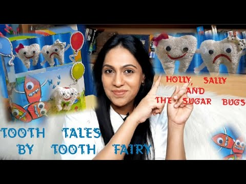 HOLLY, SALLY & THE SUGAR BUGS!   PUPPET SHOW ON ORAL CARE FOR KIDS
