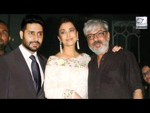 Abhishek & Aishwarya's Reunion For Sanjay Leela Bh