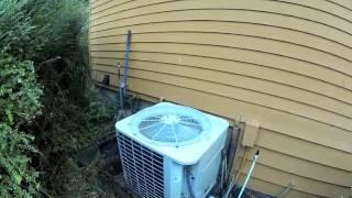 Heat Pump Sound Test: Old vs. New