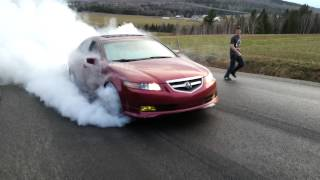 Download Lagu Acura tl type s burnout Mp3