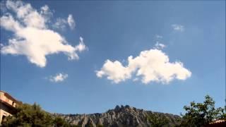TimeLapse a peu de Montserrat