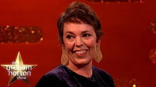 Video The BEST Of Olivia Colman On The Graham Norton Show MP3, 3GP, MP4, WEBM, AVI, FLV Juni 2019