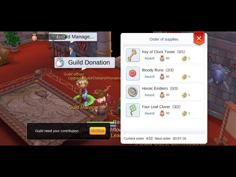 Donation NPC Explained/How to Prepare for 2x Donate Events