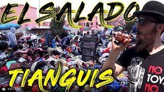Download Lagu MERCADO DE PULGAS EL SALADO TIANGUIS SANTA MARTHA ACATITLA FLEA MARKET CDMX CHACHARAS MÉXICO Mp3