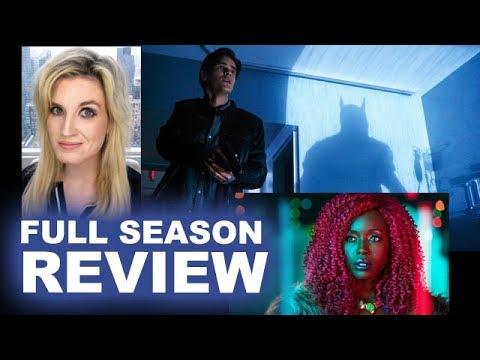 Titans SPOILER Review - Season Finale Batman!