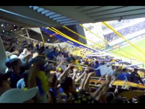 Señores yo dejo todo me voy a ver a Boca - La 12 - Boca Juniors