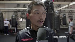 HBO Boxing Insider Kieran Mulvaney goes one on one with Takashi Miura. BOXING AFTER DARK: Berchelt vs. Miura  happens SATURDAY, JULY 15 live on HBO at 9:50 p.m. ET/PT.