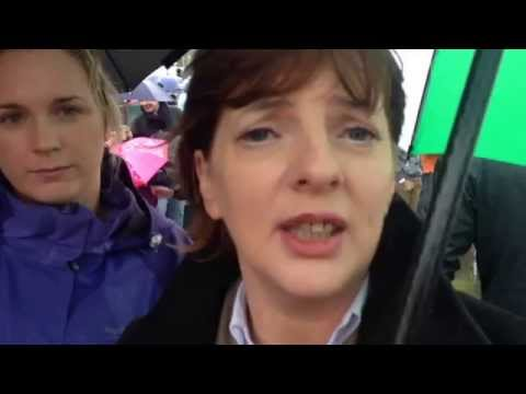 Bandon Anti Water charge protest