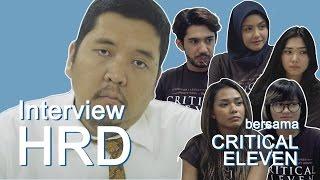 Video Cast Critical Eleven diinterview HRD MP3, 3GP, MP4, WEBM, AVI, FLV November 2018