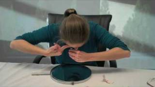 Video Scleral Contact Lens Insertion and Removal MP3, 3GP, MP4, WEBM, AVI, FLV Agustus 2018