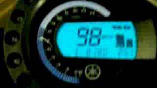 8. FZ6 150 MPH Top Speed