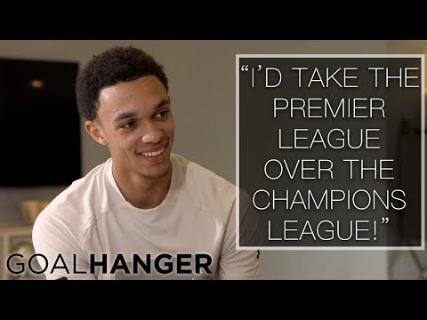 Trent Alexander-Arnold EXTENDED INTERVIEW | The Premier League Show