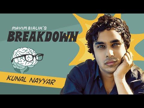 Mayim Bialik's Breakdown    Episode 7: Staying Present & Knowing Yourself with Kunal Nayyar