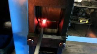 Универсальный станок для ковки Blacksmith UNV3-02. Часть 5. Гусиная лапка