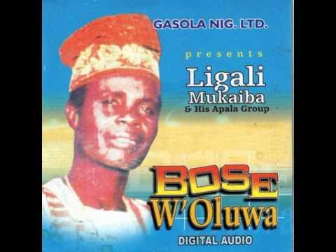 Ligali Mukaiba Bose W'Oluwa Part 1