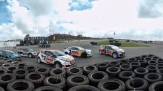 WorldRX 360 VR Experience with Ken Block and Andreas Bakkerud