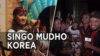 Baru pertama kali mengikuti festival nasinal, Group Reyog Singo mudho Korea berhasil masuk 10 besarLebih dekat dengan trendTV via :Facebook : http://facebook.com/trendtvIDTwitter : @trendtvIDIG : trendtv.id