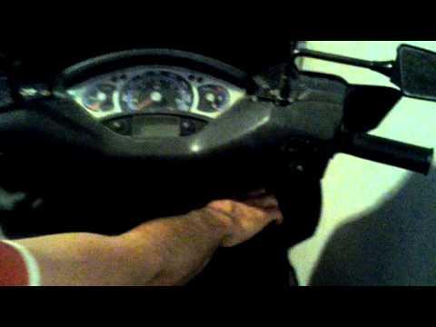 comment demarrer un xmax sans cle