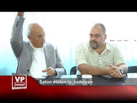 Salon etalon la Județean