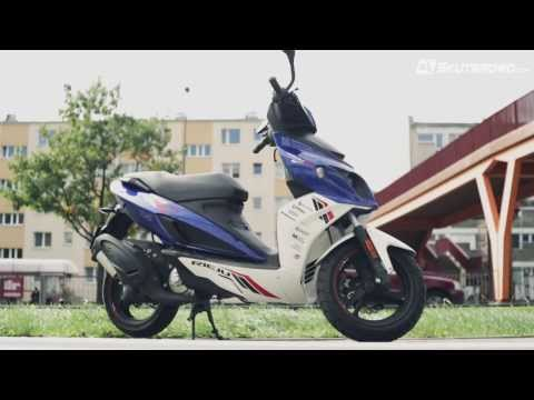Rieju RS Sport: Czyli Malaguti F12 Phantom po nowemu: Skuterowo.com