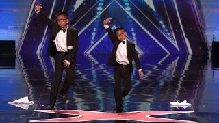 America's Got Talent 2015 S10E05 The Gentlemen are a Talent Bomb of Smooth Moves