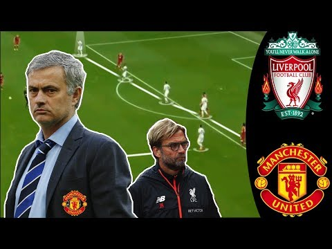 Mourinho's Defensive Excellence    Liverpool-Manchester United Analysis