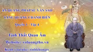 Tập 04 Văn Sao Chánh Biên
