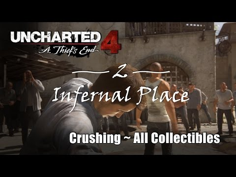 Infernal Place Walkthrough Crushing Difficulty/All Collectibles