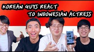 Video KOREAN GUYS REACT TO INDONESIAN ACTRESS MP3, 3GP, MP4, WEBM, AVI, FLV November 2018
