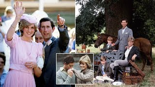 Diana shared every detail of her love for Charles with her friends, family and flatmates