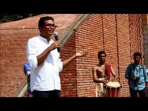 Curator's Address Jitish Kallat - Kochi Muziris Biennale 2014