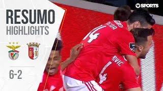 Video Highlights   Resumo: Benfica 6-2 Braga (Liga 18/19 #14) MP3, 3GP, MP4, WEBM, AVI, FLV April 2019