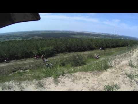 Adventure Camp 2011 Łukasz Kurowski Trening