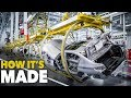 BMW 5 Series CAR FACTORY - HOW IT'S MADE - Cina Production Plant Assembly Line Manufacturing