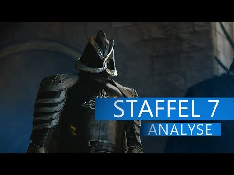 GAME OF THRONES: STAFFEL 7 - detaillierte Trailer Analyse! (видео)