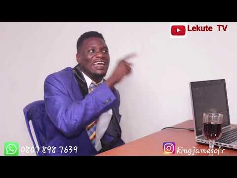 Fake pastor goes to America funniest nigeria comedy - latest nigerian comedy 2020