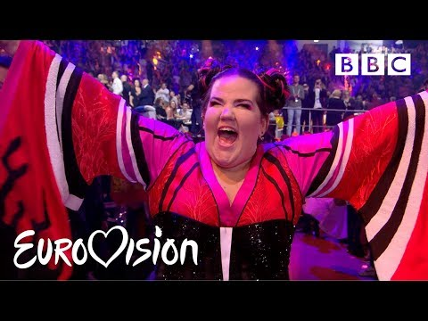 Netta (Israel 'Toy') wins Eurovision after dramatic public vote! - Eurovision Song Contest 2018