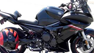 10. Yamaha  2009 FZ6R Review and Mods