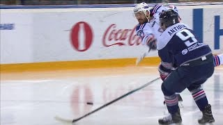 Kovalchuk's goal to increase lead