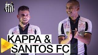 O Santos FC lançou seu novo uniforme na manhã desta terça-feira (26). Na Vila Belmiro, com a presença de convidados, jogadores, imprensa, representantes ...
