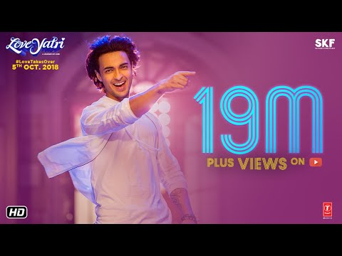 Rangtaari Video | Loveyatri