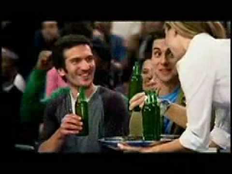 Basketball upgrade - funny Heineken advert