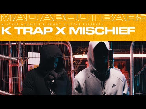 K-Trap & Mischief (Pt.2) – Mad About Bars w/ Kenny Allstar [S4.E20] | @MixtapeMadness