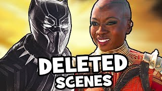 Video Black Panther DELETED SCENES, Alternate Ending + Post Credits & Missing Characters MP3, 3GP, MP4, WEBM, AVI, FLV Februari 2018
