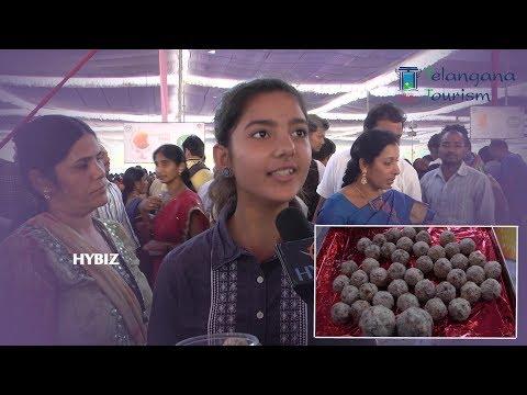 , Sweet Festival Hyderabad 2018-Manisha from Gujarat