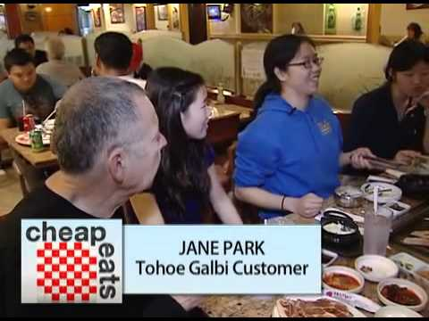 Cheap Eats TV – Tahoe Galbi