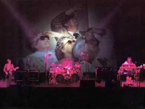Rush - The Body Electric - Live, 1984
