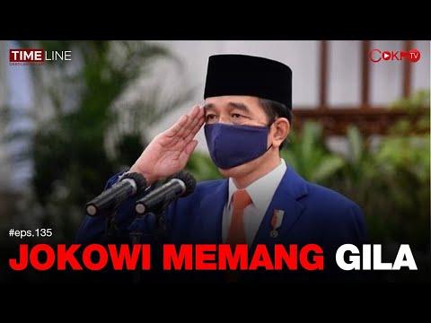 Denny Siregar: JOKOWI MEMANG GILA